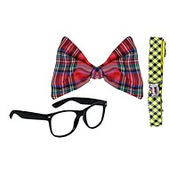 Rappa Butterfly with glasses and chests - Costume Accessory