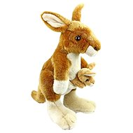 Rappa Kangaroo with baby - Plush Toy