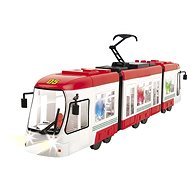 Tramway with sounds and red light - Train