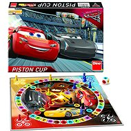 Dino Cars 3 Come and Play - Board Game