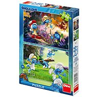 Dino The Smurfs 3: The Expedition - Puzzle
