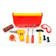 Teddies Little Builder with Case - Educational Toy