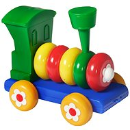 Direction Locomotive towing - Toy Vehicle