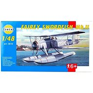 Směr Model Kit 0818 Aircraft - Fairey Swordfish Mk.II - Plastic Model