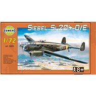 Smer Model Kit 0935 Aircraft - Siebel Si 204 D/E - Plastic Model