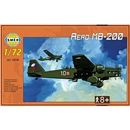 SMER Model Kit 0938 - Aero MB-200 - Plastic Model