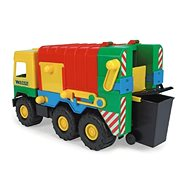 Wader Middle Dustcart - Toy Vehicle