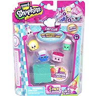 Shopkins S6: 5 packs - Collector's Kit