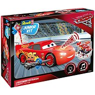 Revell Junior Kit 00860 car - Lightning McQueen - Plastic Model
