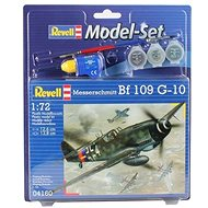 Revell Model Set 04160 Aircraft - Messerschmitt Bf 109 G-10