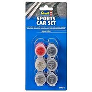 Revell Paint Set 39074 - Sports Car Set - Set