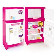 DOLU Plastic Fridge with Freezer for Children - Plastic Model