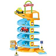 DOLU Spiral Roadway set for cars - Plastic Model