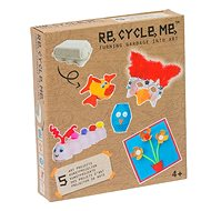Set Re-cycle Me for Children - Egg Cartons - Game Set