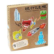 Set Re-cycle me for boys - PET bottle - Game Set