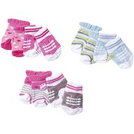 BABY Born Socks (2 pairs) - Doll Accessory
