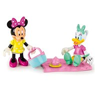 Mikro Trading Minnie and Daisy Figures with Accessories - Figures