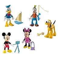 Mikro Trading Mickey Mouse Clubhouse Figurines with Accessories - Figures
