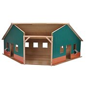 Mikro Trading Kids Globe Garage/Farm - Train Tracks Accessories