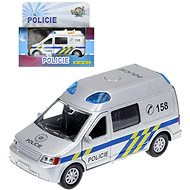 Mikro Trading Police Car - Toy Vehicle