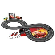 Carrera with Cars from CARS 3 - Slot Car Track