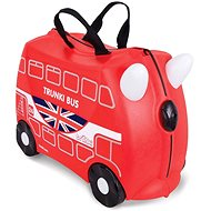Trunki Case Boris the Bus - Ride-on suitcase