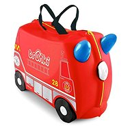 Trunki Case Frankie the Fire Truck - Ride-on suitcase