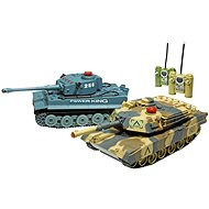 Set of Fighting Tanks - Remote control tank