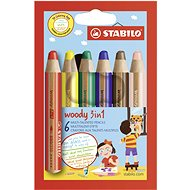 Stabilo Woody 3in1 - Creative Kit