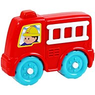 Rappa Auto fire truck with sound - Toy Vehicle