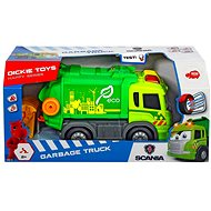 Dickie Auto Happy garbage 25cm - Toy Vehicle
