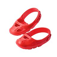 Big Protection Boots Red - Sleeves