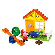 PlayBIG Bloxx Peppa Pig Garden House - Building Kit