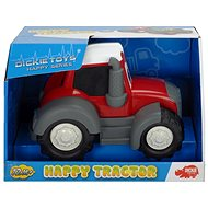Dickie Happy Tractor - Toy Vehicle