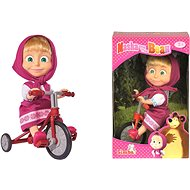 Simba Masha and the Bear - Masha on a tricycle - Doll