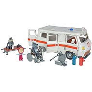 Simba Masha and Bears Ambulance Game Set - Furniture for Dolls