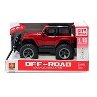 Jeep battery - Toy Car