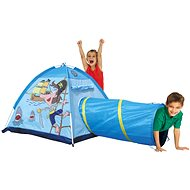 Pirate with Tunnel - Children's tent