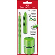 Faber-Castell Blacklead Pencil Jumbo Grip + Accessories - Creative Kit