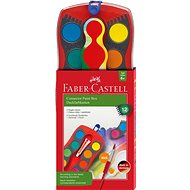Faber-Castell Watercolor Connector, 12 Colours - Water colours