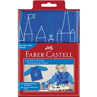 Faber-Castell Apron for Painting Blue - Accessories
