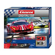 Carrera D132 30195 Passion of Speed - Slot Car Track