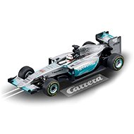 Carrera GO Car + Mercedes F1 L.Hamilton - Slot Car