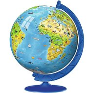 Ravensburger 123384 Ball Children's Globe (English) - 3D puzzle