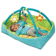 Smoby Cotoons Discovery rectangular with a bar - blue - Play Mat