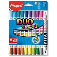 Maped Color Peps Duo, 20 colours