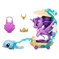 My Little Pony Undersea Carriage Twilight Sparkle Game Set - Toy animal