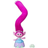 Poppy Troll with extra long shining hair - Figurine