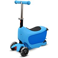 Buddy Toys BPC 4310 Taman 2-in-1 Blue - Scooter