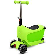 Buddy Toys BPC 4311 Taman 2-in-1 Green - Scooter